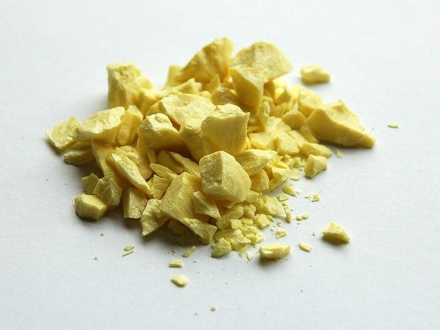 Mengenal Sulfur, Sebuah Unsur yang Banyak Didapat di Alam (339748)