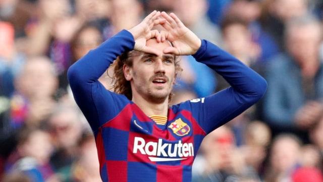 Barcelona melawan Getafe