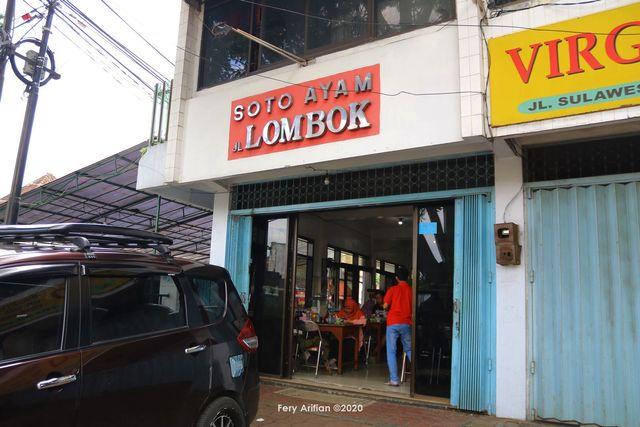 Mencicipi Kuliner Legendaris Soto Ayam Lombok Malang (1)