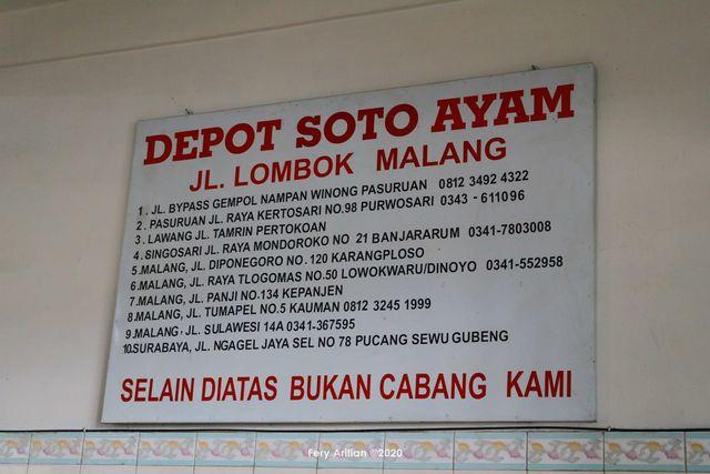 Mencicipi Kuliner Legendaris Soto Ayam Lombok Malang (6)