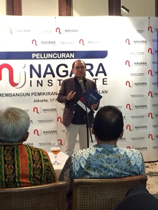 NasDem: Riset Akbar Faizal Tak Relevan dan Tendensius (102582)