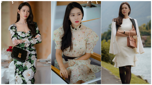 Gaya stylish Son Ye Jin (COVER)
