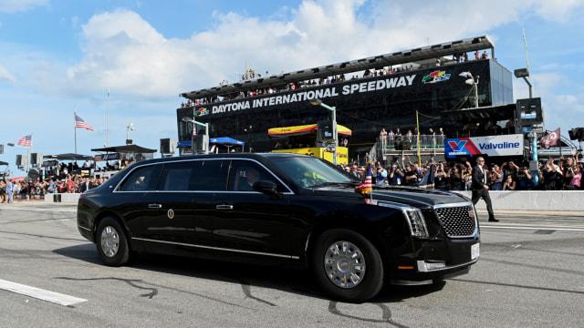 Kenalan dengan 'The Beast', Mobil yang Akan Dipakai Presiden AS Joe Biden (123847)