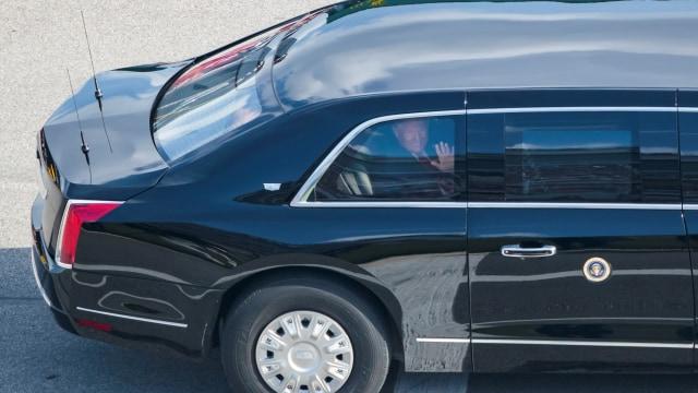 Kenalan dengan 'The Beast', Mobil yang Akan Dipakai Presiden AS Joe Biden (123849)