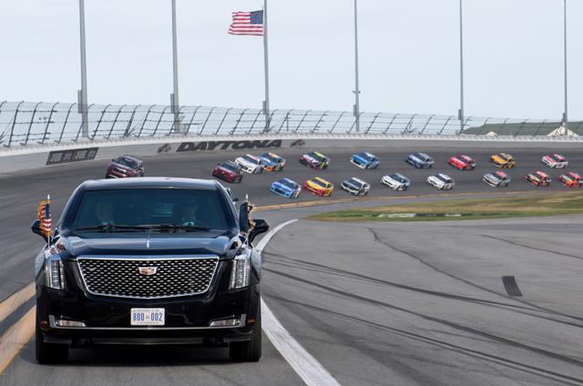 Kenalan dengan 'The Beast', Mobil yang Akan Dipakai Presiden AS Joe Biden (123848)