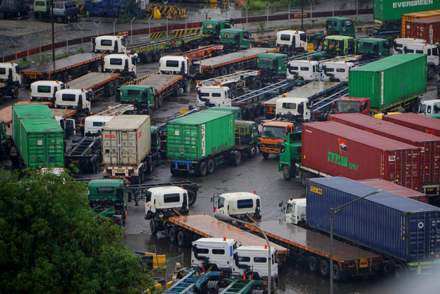 Kemacetan Priok Pernah Viral Jadi Curhat Sopir Truk, Akhirnya Dibahas Menhub (193514)
