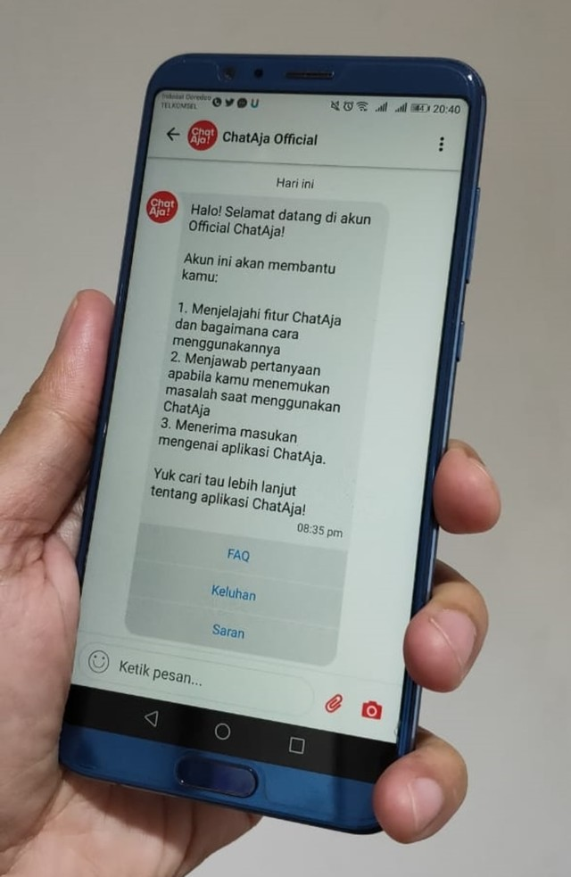 Mengenal ChatAja, Aplikasi Chatting Karya Anak Bangsa Pesaing WhatsApp (40629)