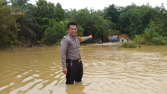 Banjir di Kabupaten Penajam