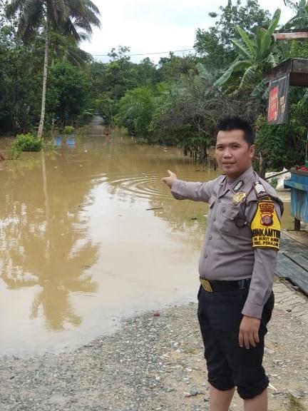 PTR - Banjir di Kabupaten Penajam