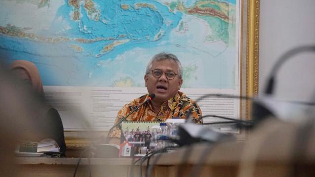 Masih Positif Corona, Ketua KPU Arief Budiman Membaik dan Kini Isolasi Mandiri (489295)