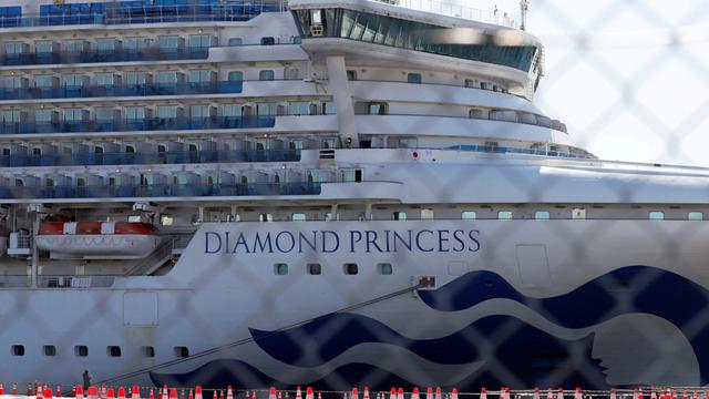 Kapal Diamond Princess
