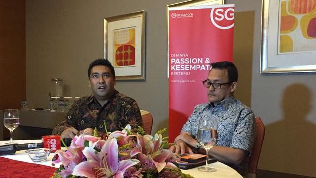 Year End Review Pariwisata Singapura
