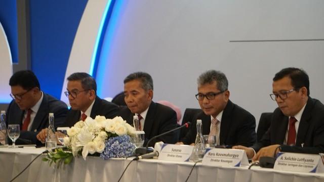 Direktur Utama Bank Rakyat Indonesia Sunarso