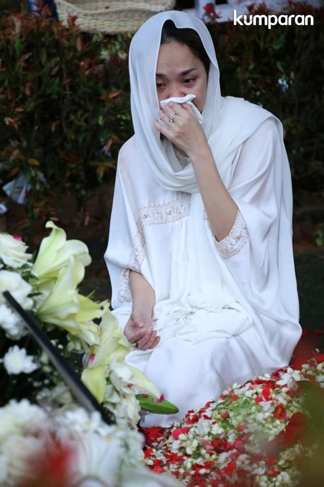 PTR- WM- pemakaman Ashraf Sinclair