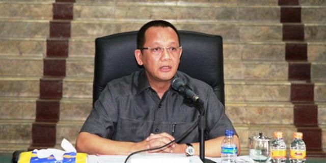 Mantan Sekretaris MA Nurhadi