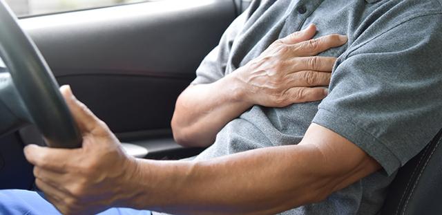 Seseorang Punya Penyakit Bawaan Masih Boleh Mengemudi Mobil? (6118)