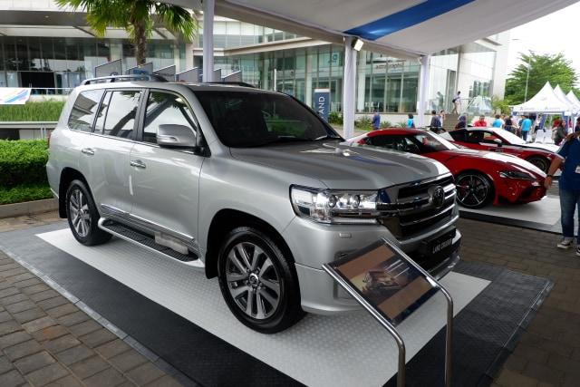 Adu Spek Hyundai Palisade dengan CX-9 dan Land Cruiser, Unggul Mana?  (128863)
