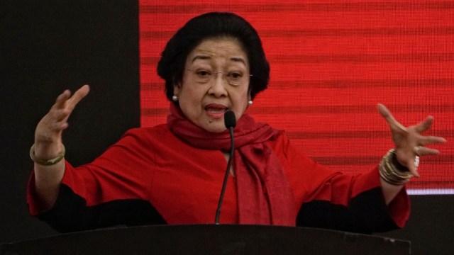 Megawati: Dipikir Saya Enggak Capek Jadi Ketum? Ya, Capeklah (171512)