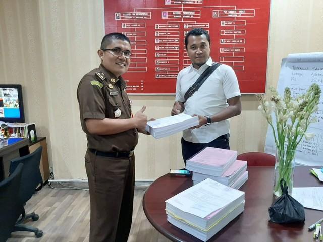 Berkas Kasus Pembunuhan Hakim PN Medan Jamaluddin Diserahkan ke Jaksa (582444)