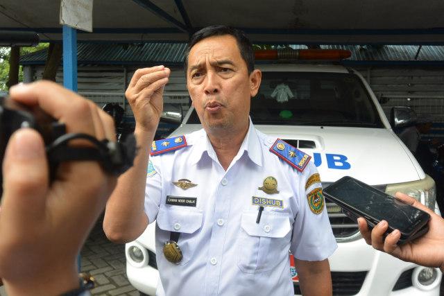 Kasatpol PP Restui Anak Buahnya Demo BKD Banjarmasin (353139)