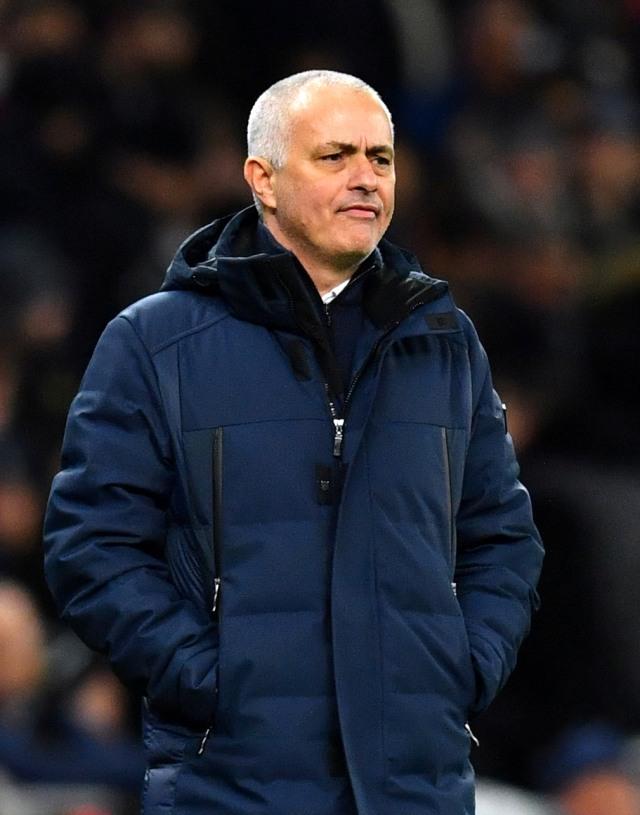 Tottenham Diimbangi Burnley, Jose Mourinho Kritik Tanguy Ndombele (826161)