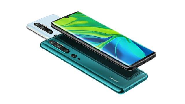 Perbedaan Xiaomi Mi Note 10 dan Mi Note 10 Pro yang Rilis di Indonesia (20207)