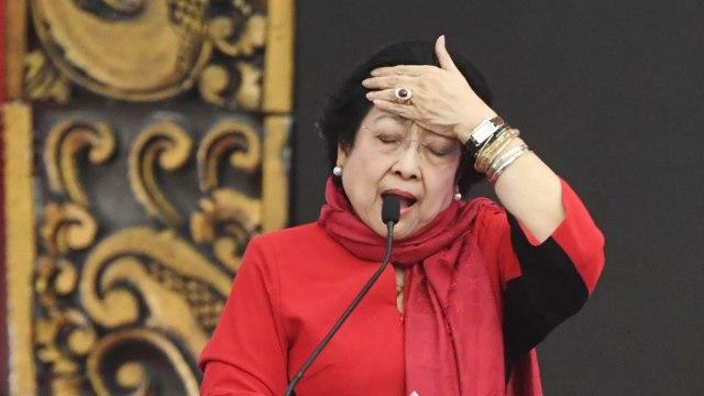 Megawati: Saya Lama-lama Jadi Konsultan, Tapi Enggak Dibayar (61457)