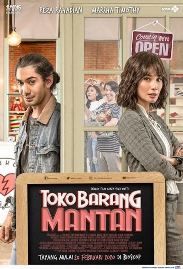 Sinopsis Film Toko Barang Mantan Tayang Di Bioskop Hari Ini Kumparan Com