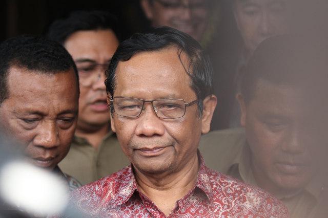 Mahfud MD Tak Kaget Djoko Tjandra Ditangkap: Operasi Dirancang Sejak 20 Juli (780029)