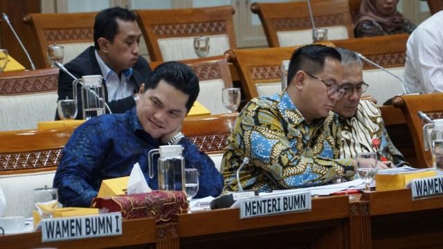 Erick Thohir Angkat Direktur Kartu Prakerja Jadi Direksi Pupuk Indonesia (133698)