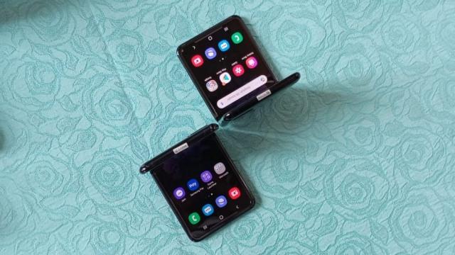 Melihat Lebih Dekat Samsung Galaxy Z Flip, 'Kotak Bedak Ajaib' (671455)