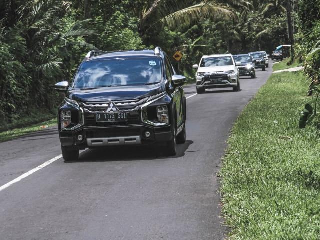Setahun Eksis, Bagaimana Rapor Penjualan Mitsubishi Xpander Cross di Indonesia?  (363127)