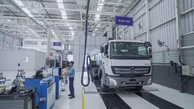 6 Pabrikan Kompak Setop Produksi Truk Bermesin Diesel (83411)