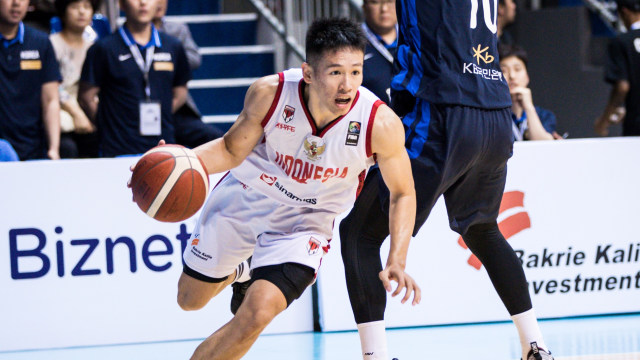 Jadwal Timnas Basket Indonesia di Kualifikasi FIBA Asia Cup 2021  (99898)