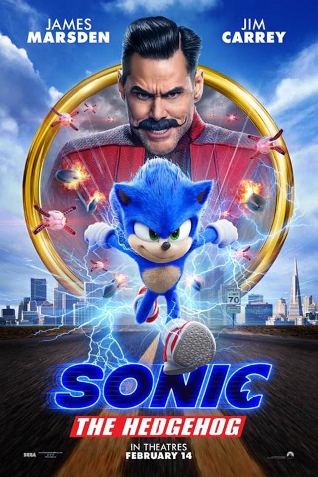 Review Film 'Sonic The Hedgehog': Punya Alur Cerita ala 'Deadpool' (10154)