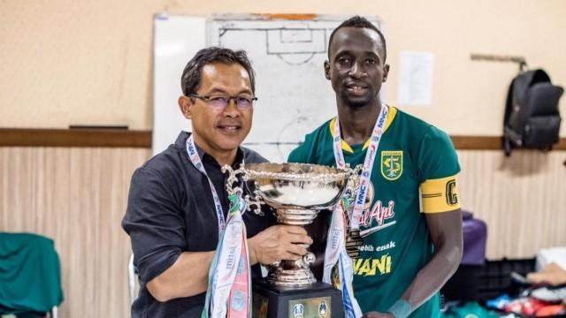 Makan Konate, Persebaya, Piala Gubernur Jatim