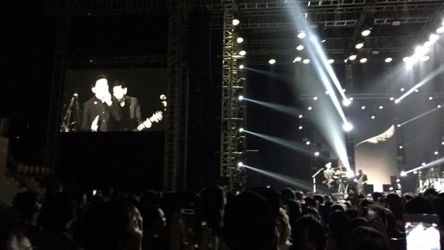 Ariel NOAH 'Duet' Bareng BCL di Panggung Love Fest 2020 (135868)