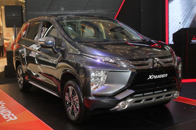 Mitsubishi Xpander Hybrid Diproduksi di Indonesia 2023? (639501)