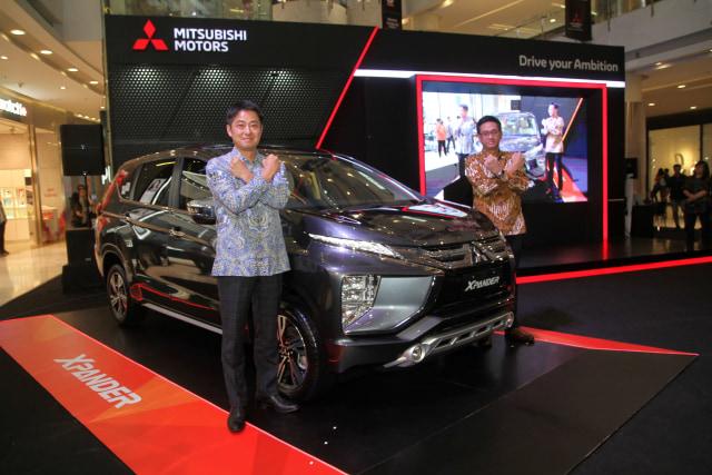 Peluncuran Mitsubishi Xpander 2020