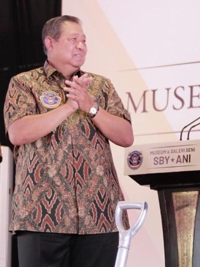 Kala SBY Masuk Film Hollywood: Awalnya Tak Tahu, Lalu Senyum-senyum Saja (288000)