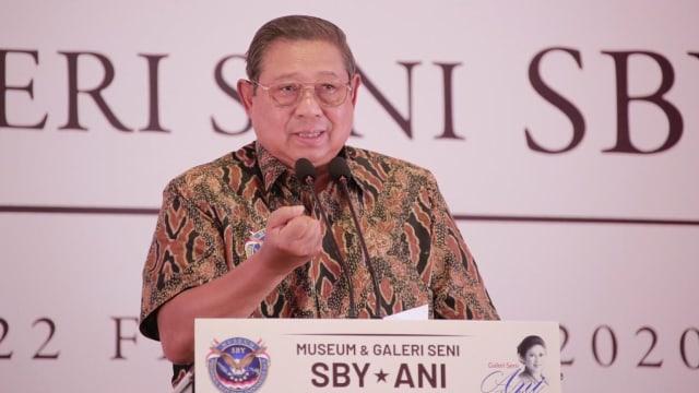Golkar soal SBY Minta RI Tobat: Bencana Tak Kenal Waktu dan Masa Pemerintahan (24247)