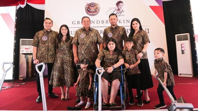 Groundbreaking Museum dan Galeri Seni SBY-AN