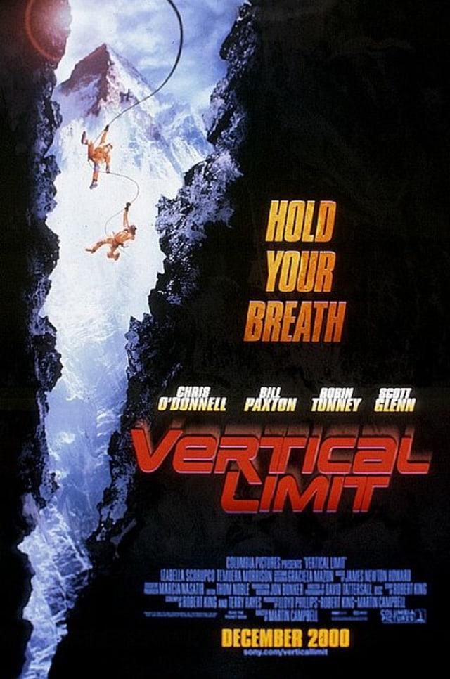 Sinopsis Film Vertical Limit, Tayang Malam Ini di Bioskop Trans TV (111776)