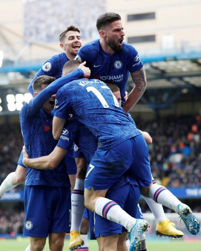 PTR-Chelsea melawan Tottenham Hotspur