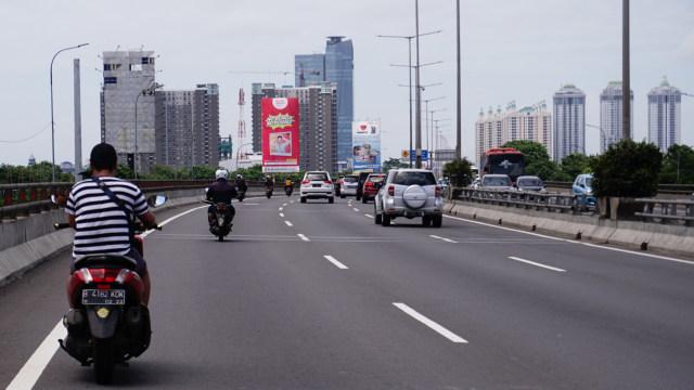 Ternyata Ini Penyebab Pemotor Sering Masuk Jalan Tol (332660)