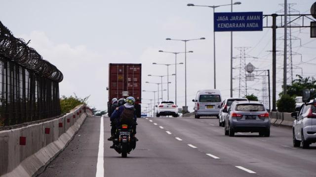 Ternyata Ini Penyebab Pemotor Sering Masuk Jalan Tol (332659)