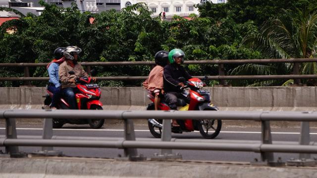 Pemotor Tak Sengaja Masuk Jalan Tol, Ini Prosedur yang Harus Dilakukan (286826)