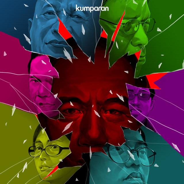 Orang-orang Jokowi: Kisah Aktivis Masuk Istana (1099090)