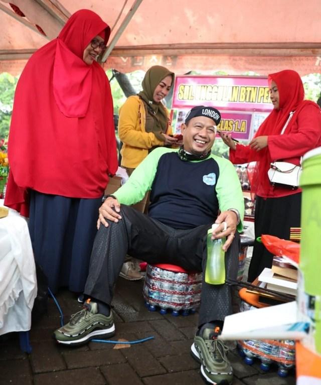 Hari Peduli Sampah Nasional 2020, Makassar Kampanye Tumbler (65969)