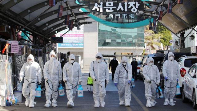 WN Korea Selatan Bunuh Diri di Solo Karena Merasa Terpapar Virus Corona (105613)